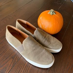 Men's Suede Vince Loafers